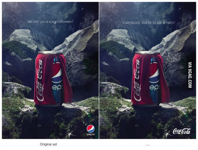 Chiến tranh giữa các vì sao: Khi các thương hiệu lớn dìm hàng nhau không thương tiếc bằng quảng cáo - Ảnh 4.
