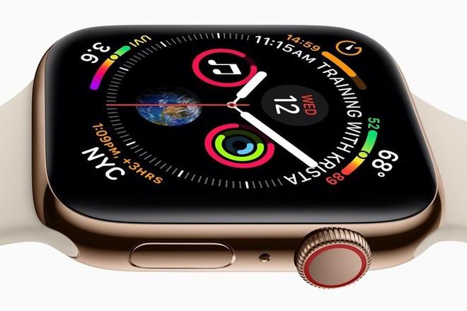 Apple buộc phải kích hoạt thêm dây chuyền sản xuất vì quá nhiều người đặt hàng Apple Watch Series 4 - Ảnh 1.
