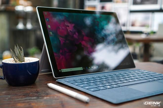 Surface Pro 6 chưa được Microsoft công bố đã có mặt tại Việt Nam - Ảnh 11.