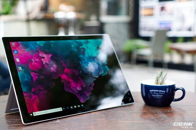 Surface Pro 6 chưa được Microsoft công bố đã có mặt tại Việt Nam - Ảnh 14.