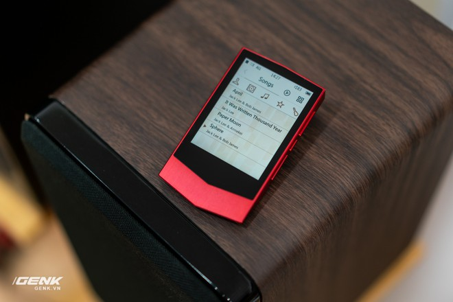 Đập hộp máy nghe nhạc Cowon Plenue V: Thiết kế hơi dị, nhạc nặng 1GB vẫn chơi Easy - Ảnh 14.