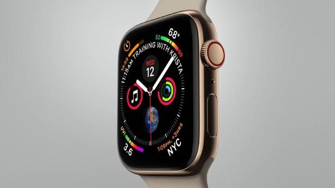 Bất ngờ thú vị về pin của Apple Watch Series 4 - Ảnh 1.