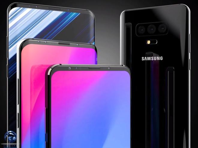 Chân dung Samsung Galaxy S10 qua tin đồn: nhiều công nghệ hiện đại nhất thị trường - Ảnh 2.