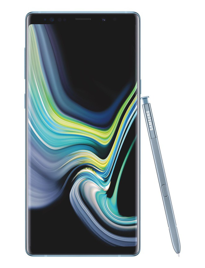 Samsung chính thức trình làng Galaxy Note9 màu bạc Cloud Silver, giá không đổi - Ảnh 3.