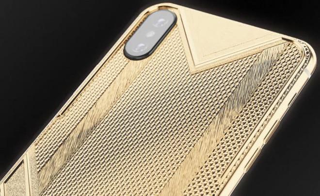Caviar ra mắt bộ sưu tập iPhone XS Maximum, mẫu đắt nhất có giá hơn 360 triệu, làm từ 150 gram vàng - Ảnh 1.