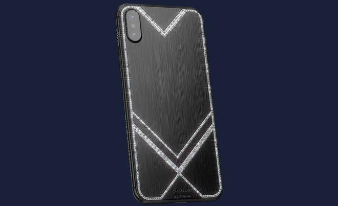 Caviar ra mắt bộ sưu tập iPhone XS Maximum, mẫu đắt nhất có giá hơn 360 triệu, làm từ 150 gram vàng - Ảnh 3.