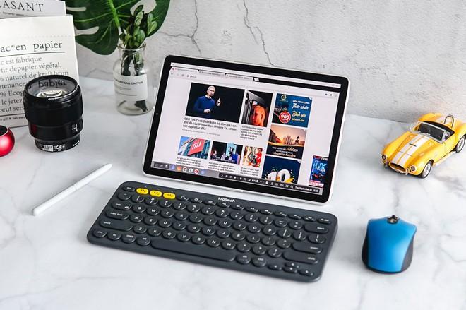 Vài thủ thuật giúp Samsung Galaxy Tab S4 thay thế chiếc laptop Windows của bạn - Ảnh 2.