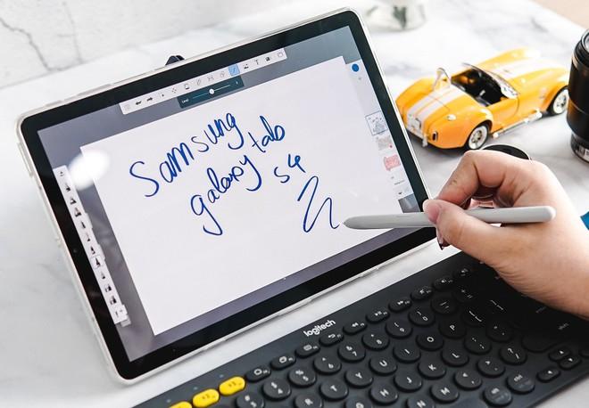 Vài thủ thuật giúp Samsung Galaxy Tab S4 thay thế chiếc laptop Windows của bạn - Ảnh 8.