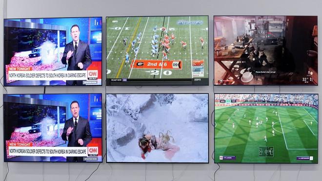 Đánh giá TV có tâm nhất: bật 6 TV OLED suốt 9 tháng trời chỉ để kiểm tra lỗi burn-in - Ảnh 4.