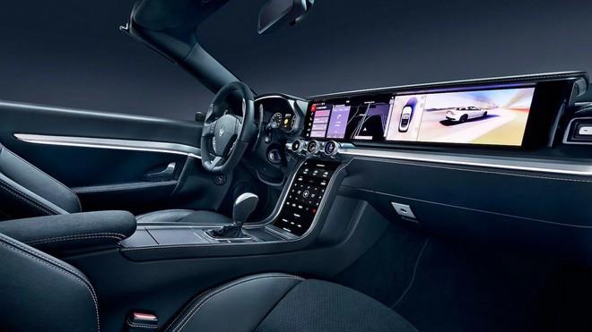 Có phải Samsung đang phát triển một chiếc xe thông minh? - Ảnh 1.