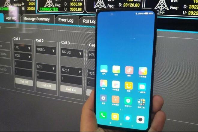 Xiaomi Mi Mix 3 có thể là một trong những chiếc smartphone 5G đầu tiên - Ảnh 1.