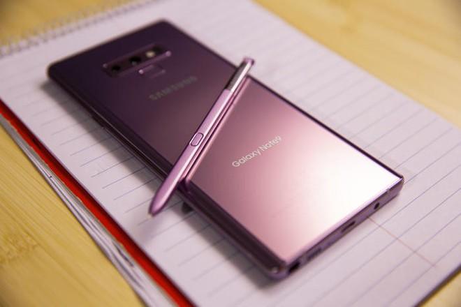 Bản cập nhật mới sẽ khiến camera của Galaxy Note9 trở nên tuyệt vời hơn nữa - Ảnh 1.
