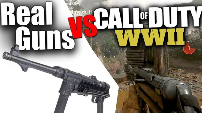 Game thủ dành cả năm trời bắn súng thật để so sánh tiếng súng trong game Call of Duty và ngoài đời thực - Ảnh 1.