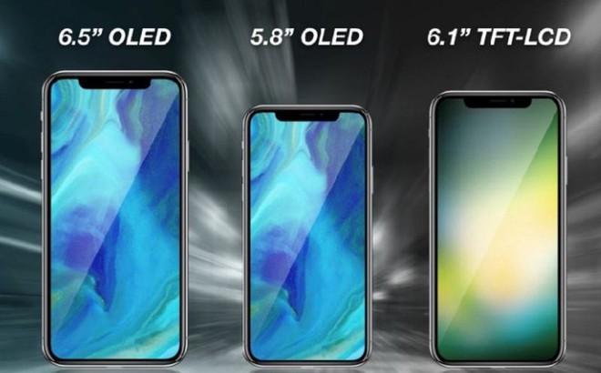 iPhone XS, iPhone X Plus, iPhone X 2018: Rắc rối của Apple trong việc đặt tên cho 3 chiếc iPhone mới - Ảnh 1.