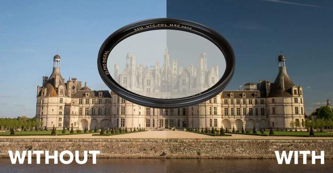 Kính phân cực trong nhiếp ảnh: Khi nào dùng và cách dùng như thế nào? - Ảnh 1.