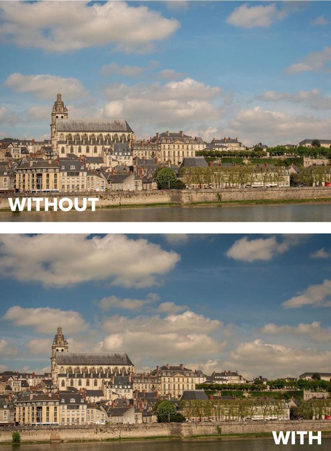 Kính phân cực trong nhiếp ảnh: Khi nào dùng và cách dùng như thế nào? - Ảnh 2.