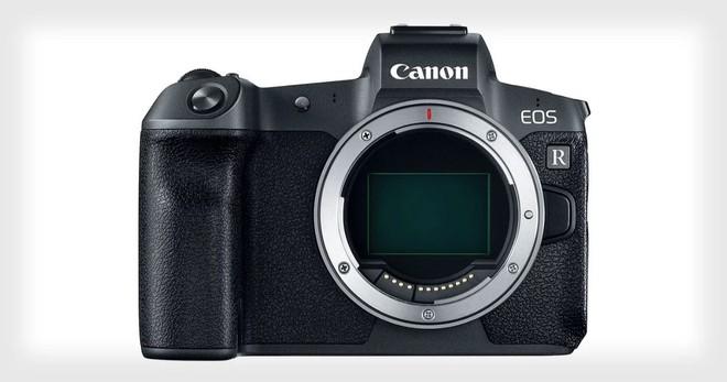 Canon ra mắt máy ảnh không gương lật Full-frame đầu tiên mang tên EOS R: 30MP, 5655 điểm lấy nét, quay phim 4K - Ảnh 1.