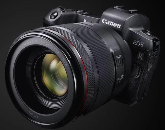 Canon ra mắt máy ảnh không gương lật Full-frame đầu tiên mang tên EOS R: 30MP, 5655 điểm lấy nét, quay phim 4K - Ảnh 9.