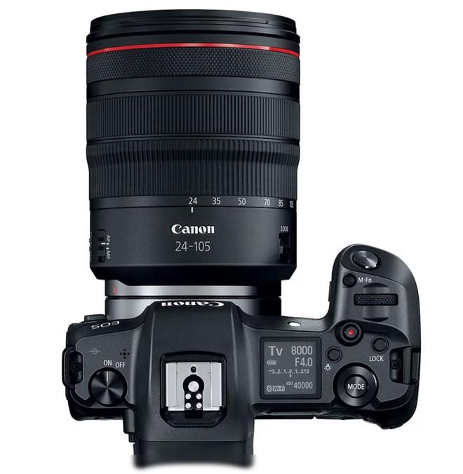 Canon ra mắt máy ảnh không gương lật Full-frame đầu tiên mang tên EOS R: 30MP, 5655 điểm lấy nét, quay phim 4K - Ảnh 11.