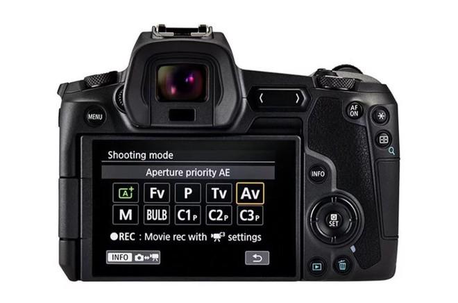 Canon ra mắt máy ảnh không gương lật Full-frame đầu tiên mang tên EOS R: 30MP, 5655 điểm lấy nét, quay phim 4K - Ảnh 12.