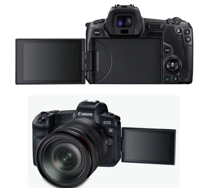 Canon ra mắt máy ảnh không gương lật Full-frame đầu tiên mang tên EOS R: 30MP, 5655 điểm lấy nét, quay phim 4K - Ảnh 13.
