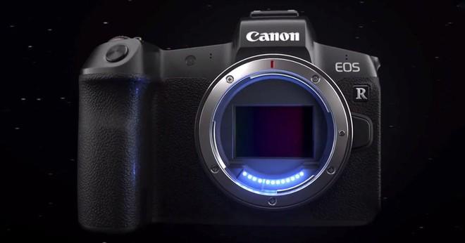 Canon ra mắt máy ảnh không gương lật Full-frame đầu tiên mang tên EOS R: 30MP, 5655 điểm lấy nét, quay phim 4K - Ảnh 2.
