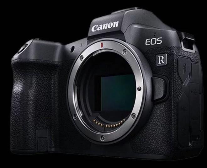 Canon ra mắt máy ảnh không gương lật Full-frame đầu tiên mang tên EOS R: 30MP, 5655 điểm lấy nét, quay phim 4K - Ảnh 3.
