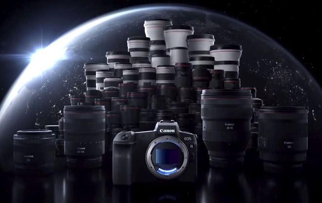 Canon ra mắt máy ảnh không gương lật Full-frame đầu tiên mang tên EOS R: 30MP, 5655 điểm lấy nét, quay phim 4K - Ảnh 5.