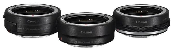 Canon ra mắt máy ảnh không gương lật Full-frame đầu tiên mang tên EOS R: 30MP, 5655 điểm lấy nét, quay phim 4K - Ảnh 6.