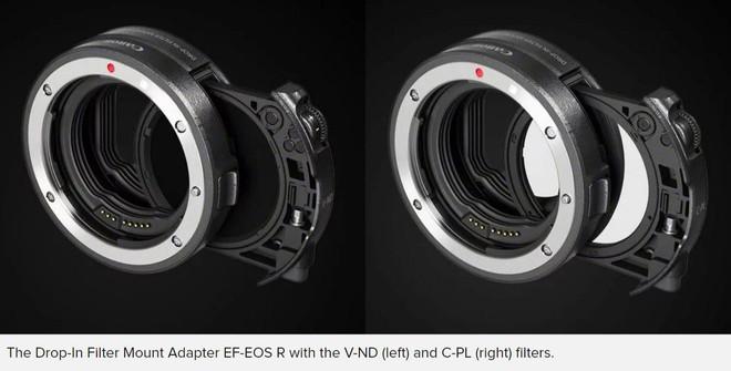 Canon ra mắt máy ảnh không gương lật Full-frame đầu tiên mang tên EOS R: 30MP, 5655 điểm lấy nét, quay phim 4K - Ảnh 7.