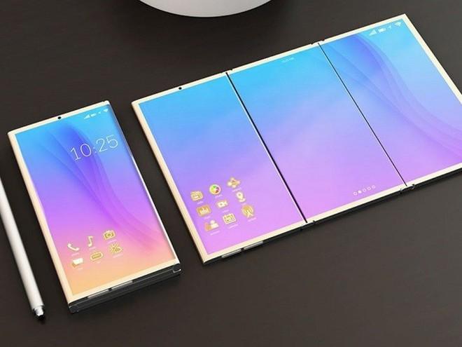 Việc Samsung ra mắt Galaxy X trong năm nay sẽ dẫn tới gia tăng nhu cầu cho tấm nền OLED dẻo - Ảnh 3.