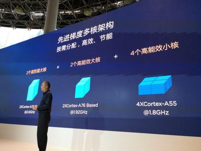 Huawei công bố xung nhịp các nhân CPU của Kirin 980 - vi xử lý 7nm đầu tiên trên thế giới - Ảnh 1.