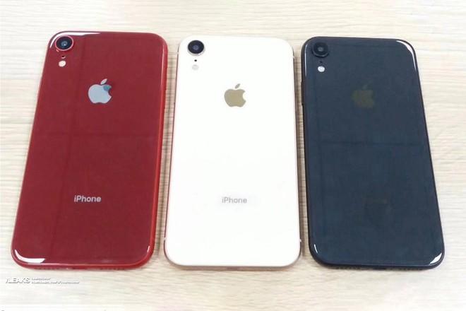 Ảnh rò rỉ tiết lộ iPhone 9 sẽ 3 phiên bản màu là trắng, xanh biển và đỏ, có cả khay hỗ trợ 2 SIM - Ảnh 2.