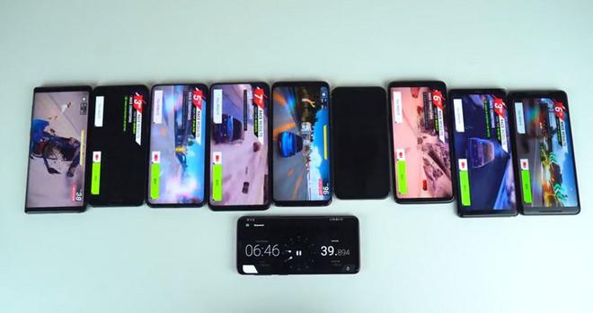 Đọ pin Galaxy Note9, iPhone X, P20 Pro, S9+, Vivo Nex S, Note8, OnePlus 6 và Pixel 2: Đâu mới là smartphone pin trâu nhất? - Ảnh 5.