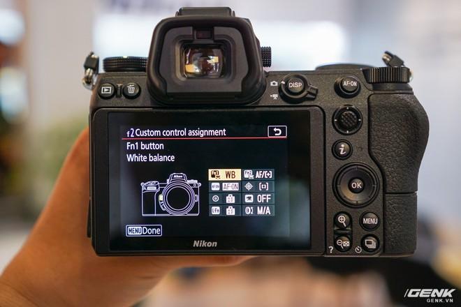 Trên tay nhanh hàng nóng Z7 - Chiếc máy ảnh không gương lật Full-frame đầu tiên của Nikon - Ảnh 14.