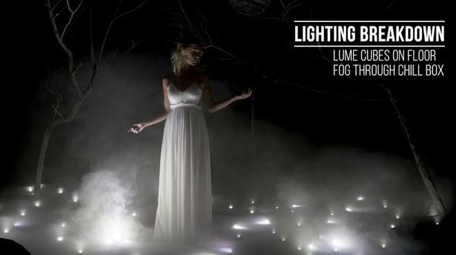 Buổi chụp hình ảo diệu sử dụng tới 100 đèn LED siêu nhỏ - Ảnh 3.