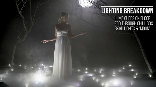 Buổi chụp hình ảo diệu sử dụng tới 100 đèn LED siêu nhỏ - Ảnh 4.