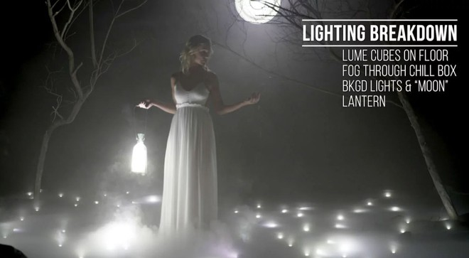 Buổi chụp hình ảo diệu sử dụng tới 100 đèn LED siêu nhỏ - Ảnh 5.