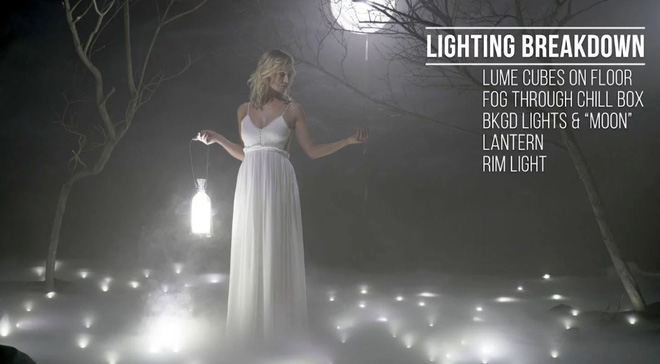 Buổi chụp hình ảo diệu sử dụng tới 100 đèn LED siêu nhỏ - Ảnh 6.