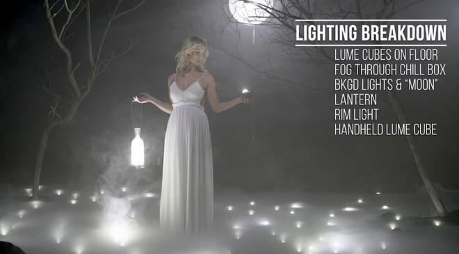 Buổi chụp hình ảo diệu sử dụng tới 100 đèn LED siêu nhỏ - Ảnh 7.