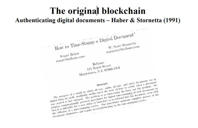 Blockchain cổ nhất trên thế giới từng ẩn náu trên tờ New York Times từ năm 1995 - Ảnh 2.