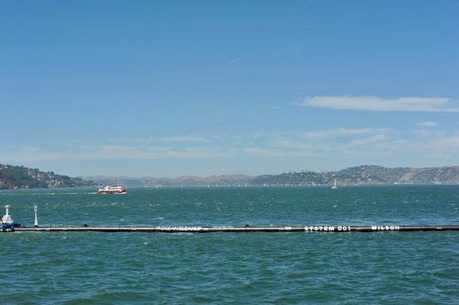 Hệ thống đầu tiên của dự án dọn rác biển The Ocean Cleanup đã chính thức ra khơi, đây là những hình ảnh về nó - Ảnh 34.