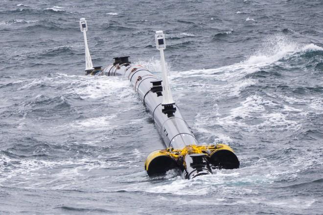 Hệ thống đầu tiên của dự án dọn rác biển The Ocean Cleanup đã chính thức ra khơi, đây là những hình ảnh về nó - Ảnh 16.