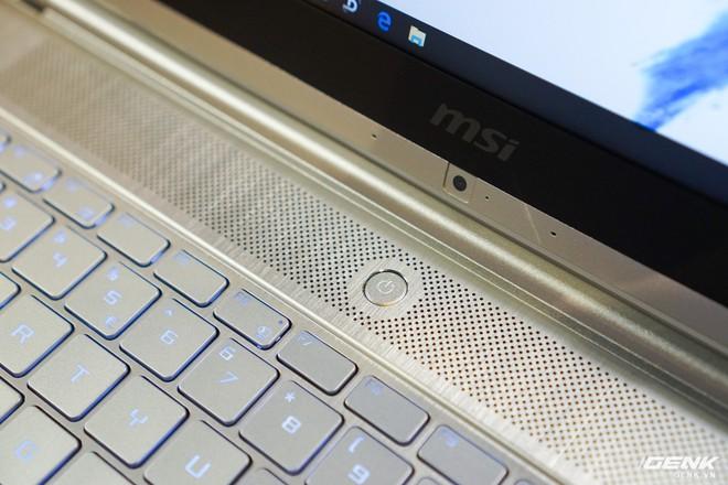Cận cảnh laptop mỏng nhẹ Prestige PS42 đến từ MSI: chỉ 1,19 kg, pin 10 giờ, giá gần 21 triệu đồng - Ảnh 5.