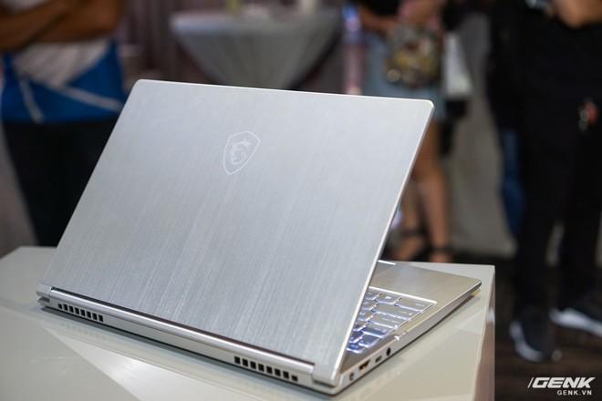 Cận cảnh laptop mỏng nhẹ Prestige PS42 đến từ MSI: chỉ 1,19 kg, pin 10 giờ, giá gần 21 triệu đồng - Ảnh 3.