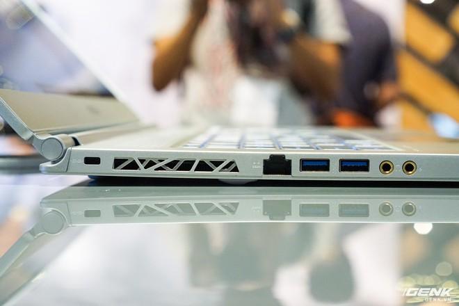 Cận cảnh laptop mỏng nhẹ Prestige PS42 đến từ MSI: chỉ 1,19 kg, pin 10 giờ, giá gần 21 triệu đồng - Ảnh 12.
