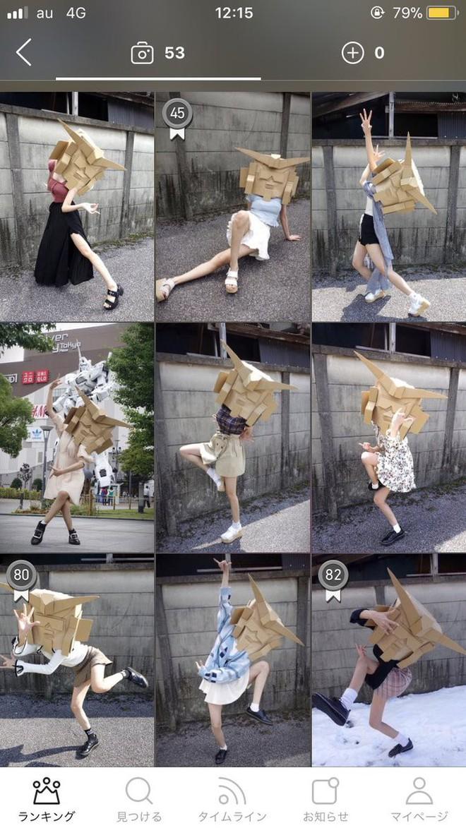 Cô gái mét sáu, dáng chuẩn mặc đẹp lại mê Gundam này đang khiến dân mạng Nhật suýt xoa vì thú vị quá - Ảnh 3.