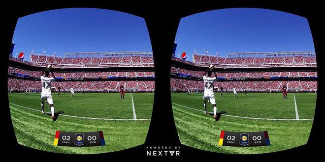 [CES 2018] Công nghệ mới của NextVR sẽ đem lại trải nghiệm xem nội dung thực tế ảo chân thật hơn bao giờ hết - Ảnh 2.