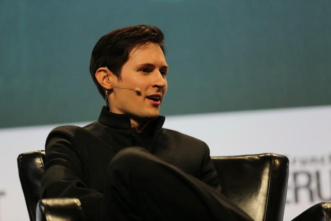 Pavel Durov, CEO và là nhà đồng sáng lập Telegram.