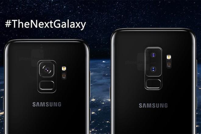 Samsung Galaxy S9 bằng xương bằng thịt xuất hiện trong video trên tay - Ảnh 1.